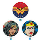 Wonder Woman Super Hero Lovely Wall Clock Home Office Room Decor Gift