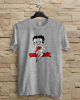 New Supreme Betty Boop Grey Gray Tee Shirt T-shirt GILDAN Size S to 2XL $22.5 CAD on eBay