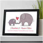 PERSONALISED Elephant Gifts for Mummy Nanny Granny Auntie Nanna Her Christmas