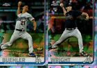 2019 TOPPS CHROME SAPPHIRE BASE REFRACTOR SINGLES w/ RC 251-499 YOU PICK FOR SET