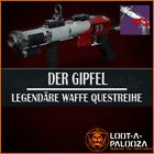 Der Gipfel KOMPLETT PS4/XBOX/PC Destiny 2 Mountaintop COMPLETE QUEST Competetive