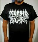 MORBID ANGEL DEATH METAL ROCK MEN's T SHIRT SIZES image