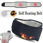 Magnetic Back Support Brace Belt Lumbar Lower Waist Double Adjust Pain Relief $4.96 USD on eBay