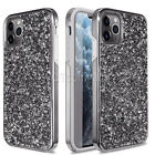 F Iphone 11 Pro Max 8 Plus XS XR Bling Glitter Girls Women Cute Phone Case Cover