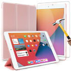 For iPad 10.2 2019 7th Generation Gen Case Cover+Tempered Glass Screen Protector