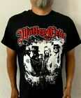 MOTLEY CRUE GROUP  METAL ROCK MEN's T SHIRT SIZES image