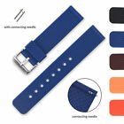 Quick Release Sport Silicone Wrist Watch Band Strap Universal 18mm 20mm 22mm  US image