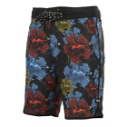 "45% Off HUK CLASSIC 20"" BOARD SHORT--Fishing Short-Floral Print Pick Size"