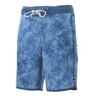 45% Off HUK CLASSIC BOARD SHORT-SUBPHANTIS FLOW CAMO-Fishing Short-Pick Size