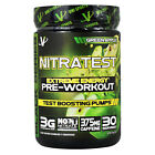 VMI Sports NitraTest 30 servings Test Boosting Pumps Pre Workout Energy NO3 New $29.99 USD on eBay