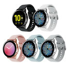 Sport Silicone Band Strap For Samsung Galaxy Watch Active 2 40/44/42mm Women Men image