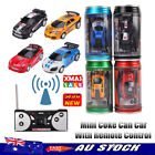 Mini Electric Remote Control RC Speed Racing Car In Coke Can Car Kids Toys Gifts $14.89  on eBay