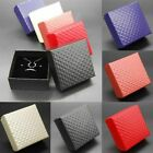 Wholesale Jewelry Gift Paper Boxes Ring Earring Necklace Watch Bracelet Box CA