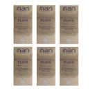 6 x 50 ml Man Men`s Care Intensiv Creme Feuchtigkeits Fluid