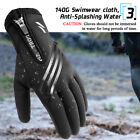 Waterproof Thermal Winter Gloves Warm Men Women Touch Screen Outdoor Cycling Ski