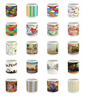 Ambesonne Colorful Picture Ceramic Coffee Mug Cup for Water Tea Drinks, 11 oz