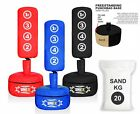 Freestanding Bag Boxing Fitness Target Tower Teen Sports & Outdoor Pedestal Bags