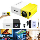 YG300 Led Mini Projector High Resolution Ultra Portable HD 1080P Home Theater