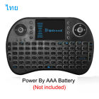 I8 Mini Wireless Backlit Keyboard 2.4ghz Air Mouse Touchpad For TV BOX PC Game