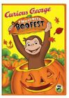 Curious George a Halloween Boofest DVD New Sealed