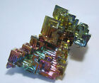 +++ Wismut xx // synthetisch +++ Kristall bismuth crystal iridescent Stufe B10