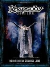 Rhapsody of Fire - Visions From the Enchanted Lands (DVD, 2007, 2-Disc Set)