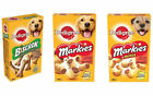 Prepack Boxed Dog Biscuits Treats Pedigree Gravy Bones Markies Winalot Shapes