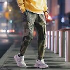 Chinese Style CamouflageMen Pants Harem Hiphop Baggy Harajuku Chic trousers size