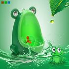 Boys Frog Toilet Potty Training Urinal Cute Funny Aiming Target Pee Trainer US image