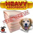 Dog Puppy Pads Heavy Absorbency Pee Potty Housebreaking Training Underpads