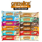 Grenade Carb Killa Protein Bar [12 x 60g] + Reign / Mars Hi Protein Bundle CHEAP