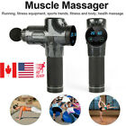 Kyпить US Massage Gun Deep Tissue Percussion Massager Muscle Vibrating Relaxing Therapy на еВаy.соm