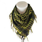 Womens Winter Warm Scarf Wrap Shawl Plaid Knit Scarf Check Printed Outdoor Gifts