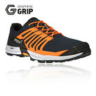Inov8 Mens Roclite G290 Trail Running Shoes Trainers Sneakers - Navy Blue Orange