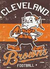 Cleveland Browns Vintage Iron On Transfer For T-Shirt + Light & Dark Fabrics #3 $6.99 USD on eBay