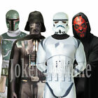 Morphsuit Star Wars Darth Vader Maul Stormtrooper Boba Fett Fancy Dress Costume £17.95 GBP on eBay