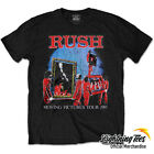 Official Rush Moving Pictures Tour T-Shirt