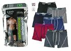 Lot 3 6 Pack Mens Performance ClimaLite Boxer Briefs Underwear Flex Waistband