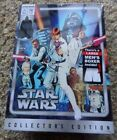 Star Wars Collector's Edition Men's Boxers in Collectible Tin New MSRP $24
