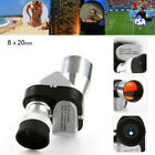 8X Telescope Single Barrel High definition Low Light Night Vision Telescope US