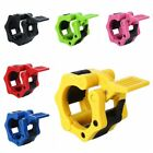'1 Pair Olympic 1-2 Spinlock Weight Bar Locks Collars Barbell Dumbell Clips Set