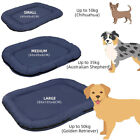 Oxford Waterproof Dog Bed Washable Hardwearing Puppy Pet Soft Cushion Basket