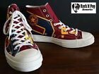 Converse Mens Chuck 70 Hi Gameday Cleveland Cavaliers 159392C Size 10 Lim Ed on eBay