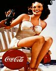 Coca Cola Vintage Poster Collection (3) - Van-Go Paint-By-Number Kit $31.15  on eBay