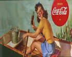 Coca Cola Vintage Poster Collection (23) - Van-Go Paint-By-Number Kit $31.15  on eBay