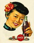 Coca Cola Vintage Poster Collection (38) - Van-Go Paint-By-Number Kit $31.15  on eBay