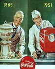 Coca Cola Vintage Poster Collection (45) - Van-Go Paint-By-Number Kit $31.15  on eBay