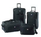 American Tourister Fieldbrook II Softside Luggage 4 piece set