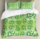 Retro Bohemian Duvet Cover Set Twin Queen King Sizes with Pillow Shams
