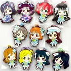 Внешний вид - Love Live! Sunshine!! Rubber Key Chain Vol.18 Ver.Awaken the Power / Dia You...